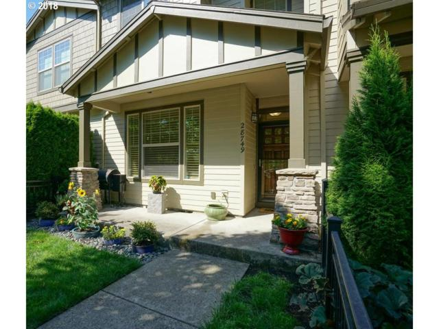 28749 SW Costa Cir E, Wilsonville, OR 97070 (MLS #18204325) :: Fox Real Estate Group