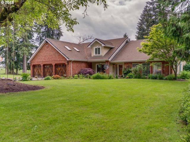 14805 NE 101ST Pl, Brush Prairie, WA 98606 (MLS #18204399) :: McKillion Real Estate Group