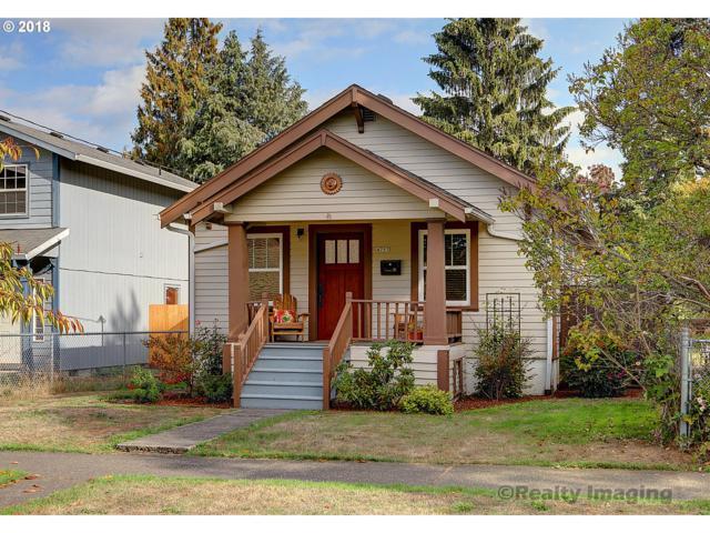 4757 N Vanderbilt St, Portland, OR 97203 (MLS #18205152) :: McKillion Real Estate Group