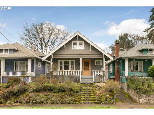 3429 SE Grant Ct, Portland, OR 97214 (MLS #18205273) :: Hatch Homes Group