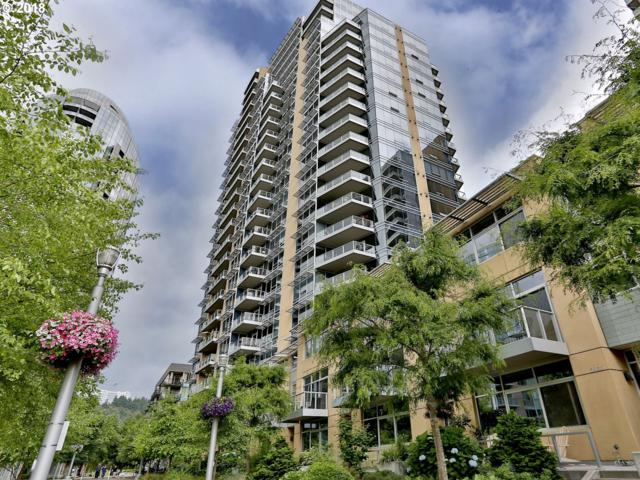 3570 SW River Pkwy #613, Portland, OR 97239 (MLS #18205600) :: R&R Properties of Eugene LLC