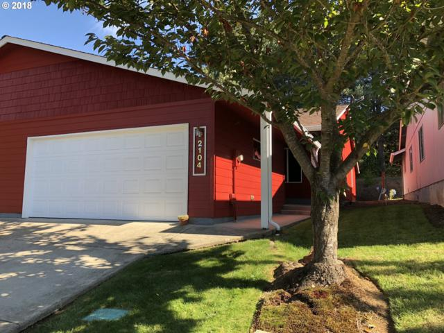 2104 Wilson Ct, Cottage Grove, OR 97424 (MLS #18206206) :: The Lynne Gately Team