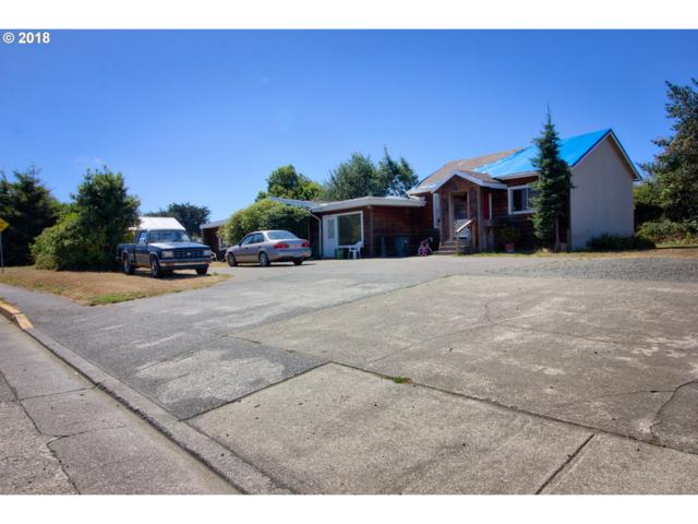 160 NE Michigan Ave, Bandon, OR 97411 (MLS #18206261) :: Stellar Realty Northwest