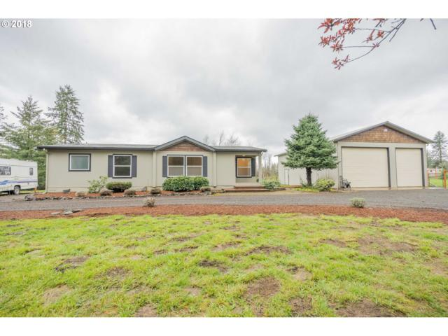 36316 NE 119TH Ave, La Center, WA 98629 (MLS #18206544) :: The Dale Chumbley Group