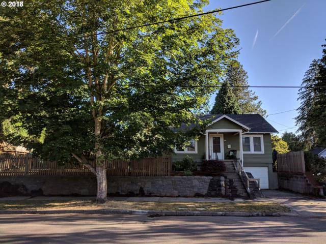 735 SE Nehalem St, Portland, OR 97202 (MLS #18207333) :: The Sadle Home Selling Team