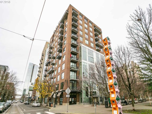 922 NW 11TH Ave #310, Portland, OR 97209 (MLS #18207555) :: Cano Real Estate