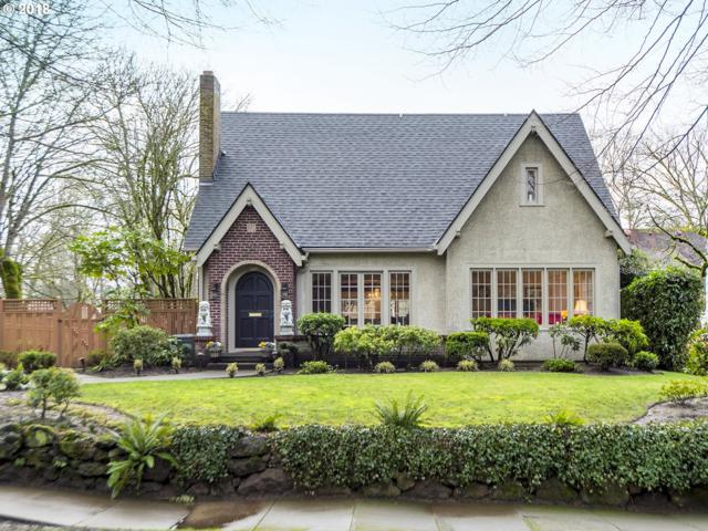 3522 SE Carlton St, Portland, OR 97202 (MLS #18207923) :: Next Home Realty Connection