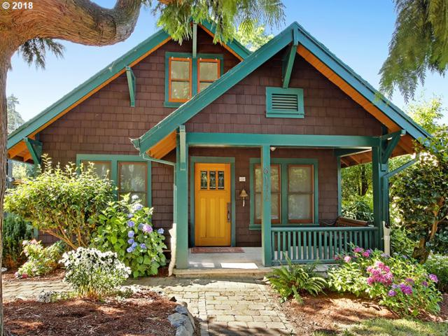 6132 SE Yamhill St, Portland, OR 97215 (MLS #18208323) :: The Sadle Home Selling Team