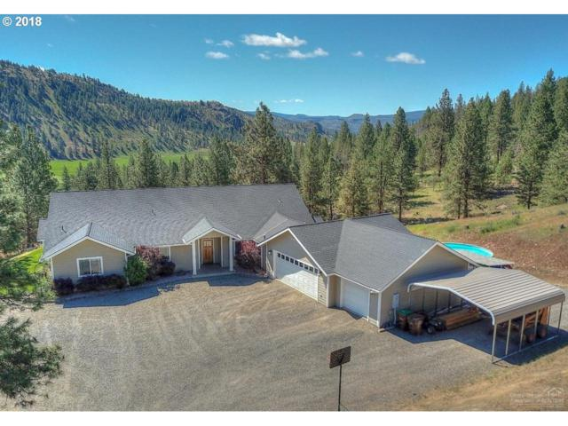7601 NE Mill Creek Rd, Prineville, OR 97754 (MLS #18208701) :: Fox Real Estate Group