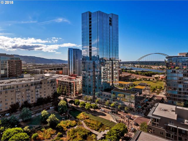1075 NW Northrup St #1217, Portland, OR 97209 (MLS #18208702) :: McKillion Real Estate Group