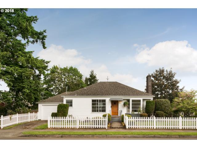 3639 NE Emerson St, Portland, OR 97211 (MLS #18209460) :: The Sadle Home Selling Team