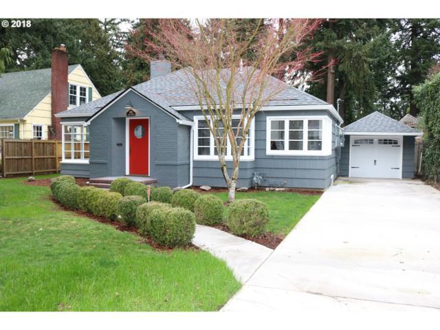9731 NE Mason St, Maywood Park, OR 97220 (MLS #18209801) :: Hatch Homes Group