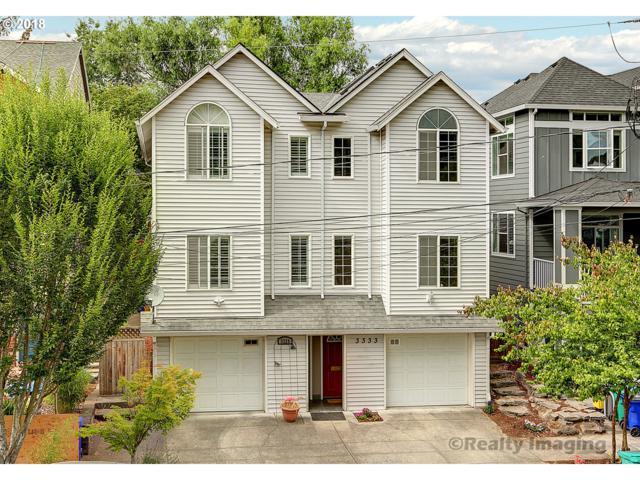 3333 SE Waverleigh Blvd, Portland, OR 97202 (MLS #18209976) :: McKillion Real Estate Group