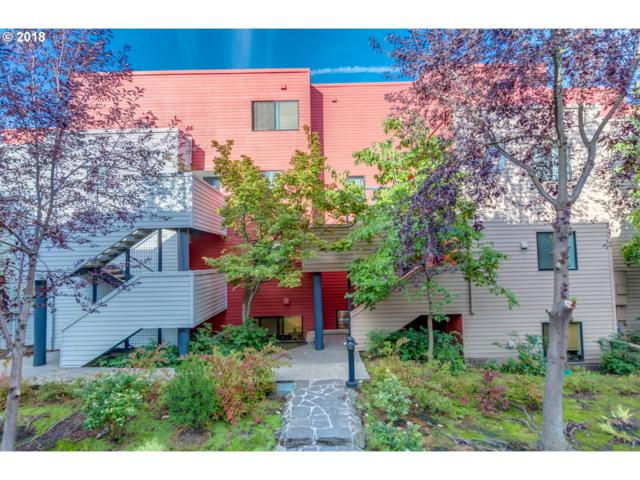 720 NW Naito Pkwy D11, Portland, OR 97209 (MLS #18210402) :: Next Home Realty Connection