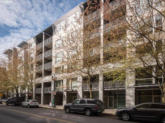 1125 NW 9TH Ave #404, Portland, OR 97209 (MLS #18210650) :: R&R Properties of Eugene LLC