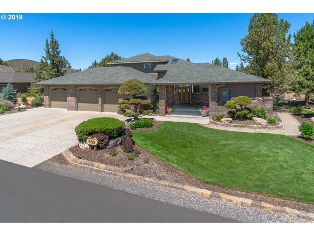 869 Willet Ln, Redmond, OR 97756 (MLS #18210778) :: Realty Edge