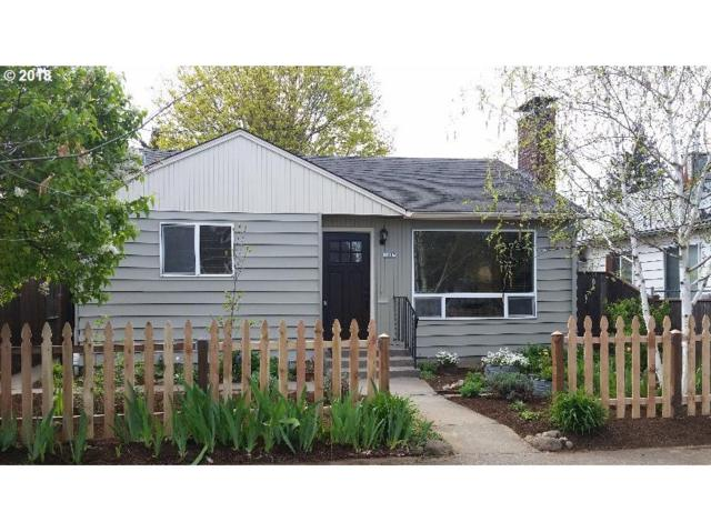 6417 SE 61ST Ave, Portland, OR 97206 (MLS #18211081) :: Next Home Realty Connection
