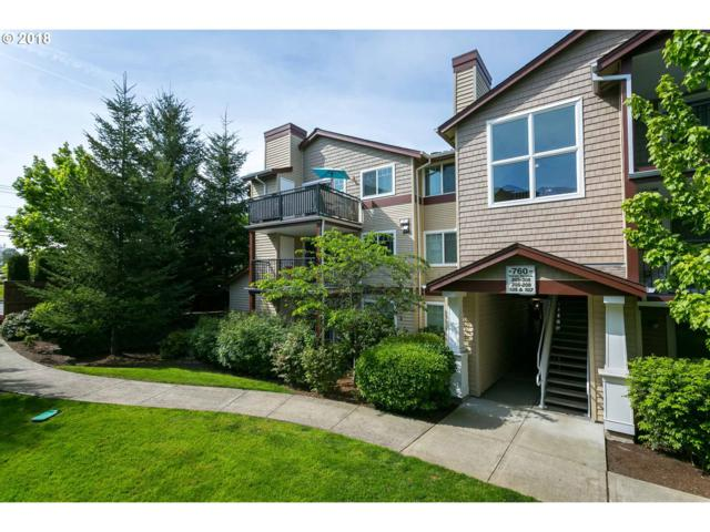 760 NW 185TH Ave #307, Beaverton, OR 97006 (MLS #18211308) :: Next Home Realty Connection