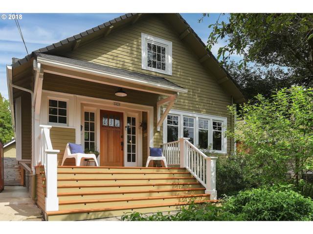 2426 NE 49TH Ave, Portland, OR 97213 (MLS #18212122) :: The Sadle Home Selling Team