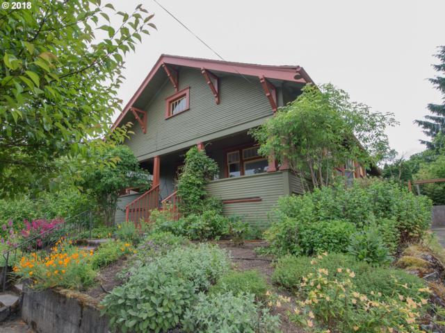 716 N Russet St N, Portland, OR 97217 (MLS #18212394) :: Fox Real Estate Group