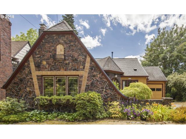 4030 NE Wistaria Dr, Portland, OR 97212 (MLS #18212620) :: The Sadle Home Selling Team