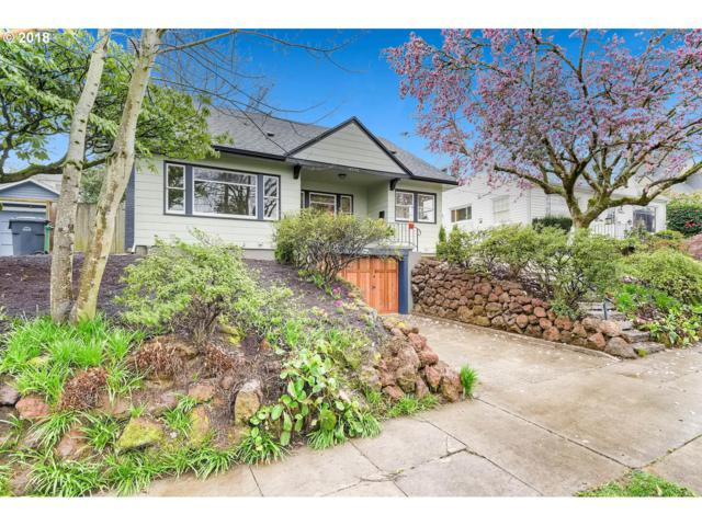 4336 NE Hassalo St, Portland, OR 97213 (MLS #18212961) :: Next Home Realty Connection