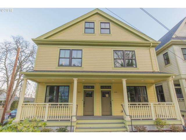 3216 SW 2ND Ave, Portland, OR 97239 (MLS #18212965) :: Fox Real Estate Group