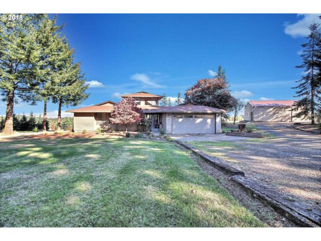 36178 SW Bald Peak Rd, Hillsboro, OR 97123 (MLS #18213214) :: Portland Lifestyle Team