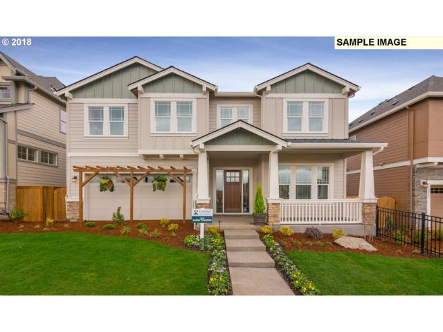 16834 SW Snowdale St, Beaverton, OR 97007 (MLS #18213247) :: Hatch Homes Group
