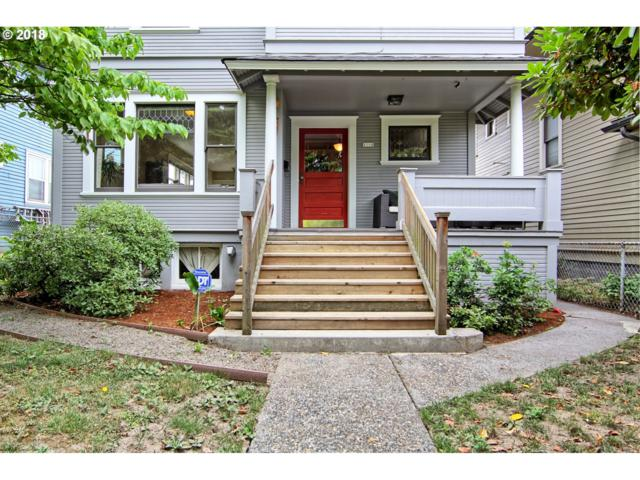 1610 SE Holly St, Portland, OR 97214 (MLS #18213256) :: Hatch Homes Group