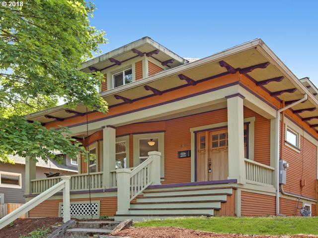 4905 NE 17TH Ave, Portland, OR 97211 (MLS #18214335) :: Portland Lifestyle Team