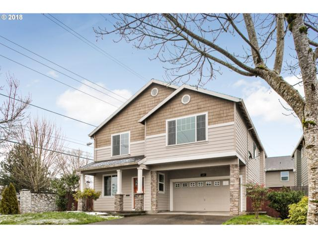 120 SE 30TH Ave, Hillsboro, OR 97123 (MLS #18214846) :: TLK Group Properties