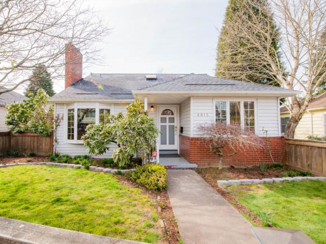 4815 SE 41ST Ave, Portland, OR 97202 (MLS #18215645) :: Hatch Homes Group