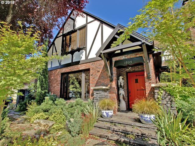 1935 NE Knott St, Portland, OR 97212 (MLS #18215688) :: Hatch Homes Group