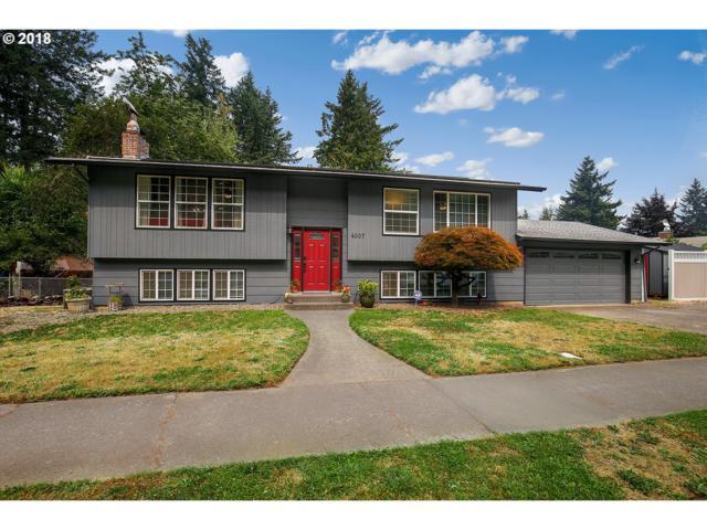 4007 SE 147TH Ave, Portland, OR 97236 (MLS #18215940) :: McKillion Real Estate Group