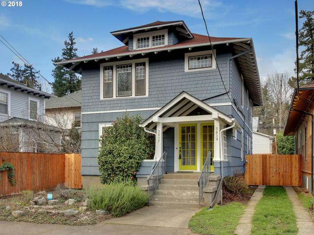 -1 SE Washington St, Portland, OR 97214 (MLS #18217157) :: Hatch Homes Group
