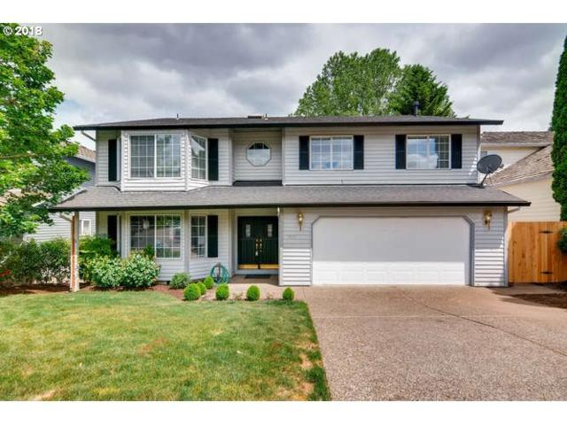 5052 NW Millstone Way, Portland, OR 97229 (MLS #18217478) :: Hatch Homes Group