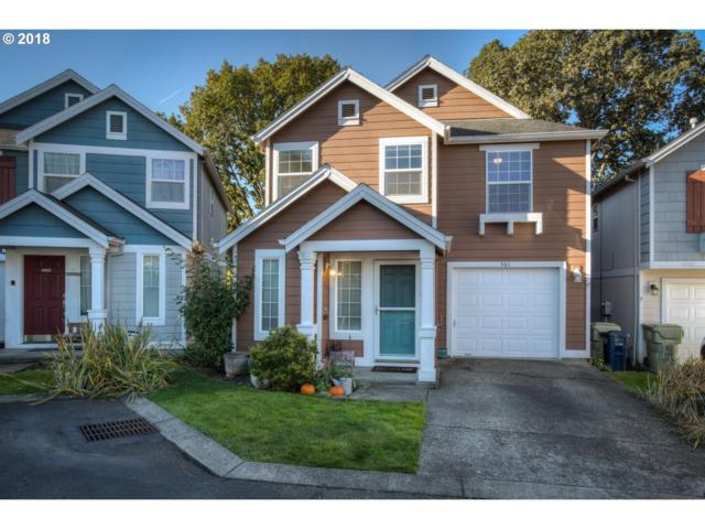 561 SW Portsmouth Pl, Beaverton, OR 97006 (MLS #18217620) :: Next Home Realty Connection