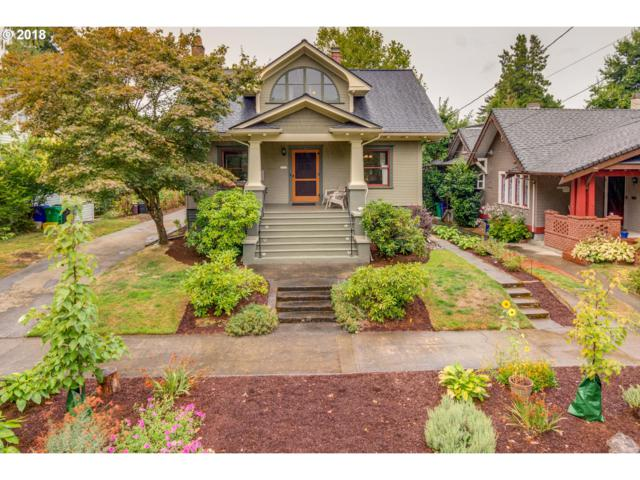 2415 NE 40TH Ave, Portland, OR 97212 (MLS #18218045) :: Hatch Homes Group