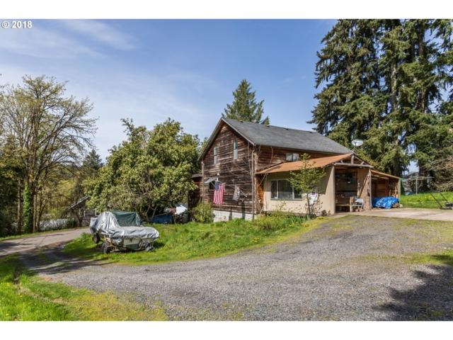 827 E 2ND St, Rainier, OR 97048 (MLS #18218723) :: Song Real Estate