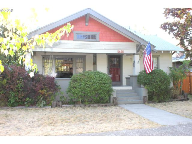2405 3RD St, Baker City, OR 97814 (MLS #18220393) :: Hatch Homes Group