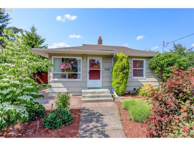 5905 SE Ramona St, Portland, OR 97206 (MLS #18220622) :: Keller Williams Realty Umpqua Valley