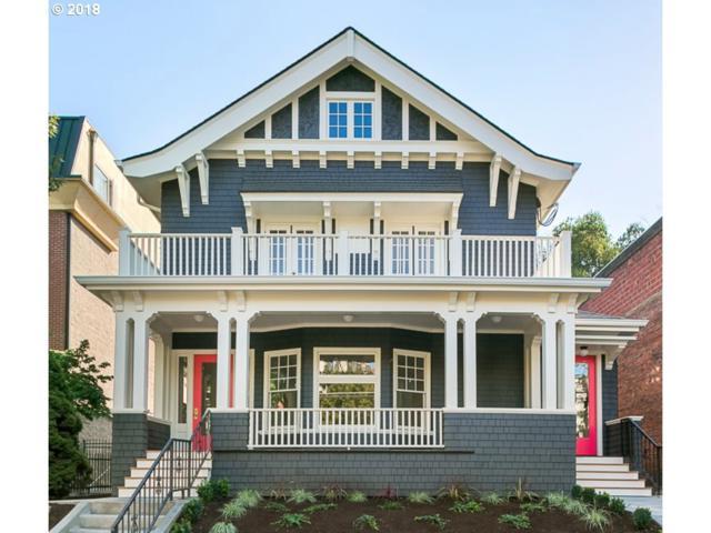 2268 NW Kearney St, Portland, OR 97210 (MLS #18220935) :: TLK Group Properties