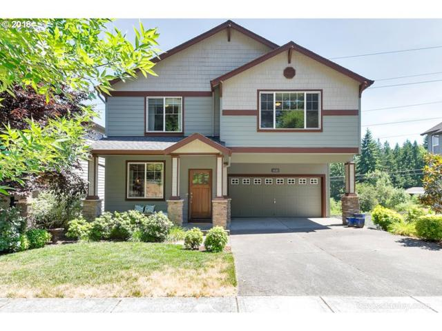 9120 SW 161ST Ave, Beaverton, OR 97007 (MLS #18221248) :: Hatch Homes Group