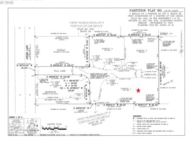 2630 SE Tilia Ln, Milwaukie, OR 97267 (MLS #18221699) :: Fox Real Estate Group