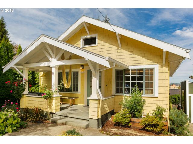 3043 NW Wilson St, Portland, OR 97210 (MLS #18222282) :: The Sadle Home Selling Team