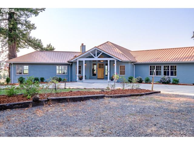 37610 Farris Rd, Scio, OR 97374 (MLS #18222369) :: Premiere Property Group LLC