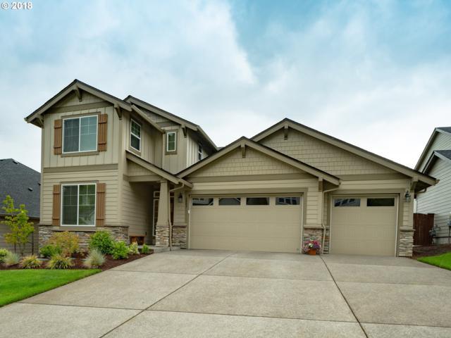 2003 NW 42ND Ave, Camas, WA 98607 (MLS #18222903) :: Fox Real Estate Group