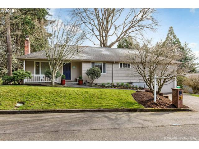 2400 SW Richardson St, Portland, OR 97239 (MLS #18223408) :: The Dale Chumbley Group