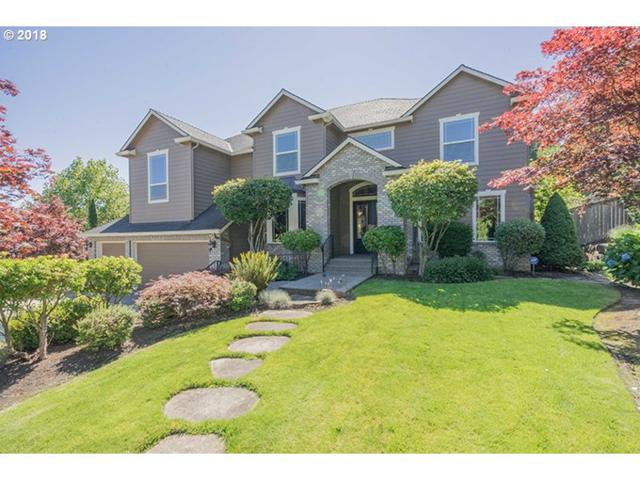 5101 NW 143RD St, Vancouver, WA 98685 (MLS #18223531) :: Premiere Property Group LLC